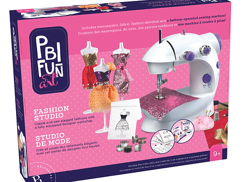 PBI Fun - Machine a coudre Studio Mode