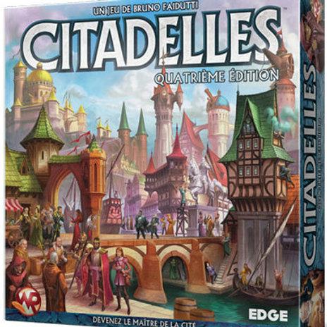 Citadelles - 4e édition