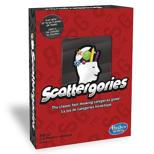 Hasbro - Scattergories