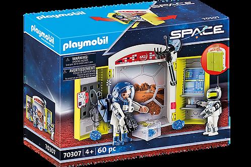Playmobil - Coffre Base spatiale