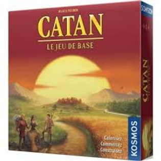 Catan - Le jeu de base