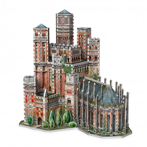 WREBBIT 3D - Game of Throne : Le Donjon Rouge (845 pcs)
