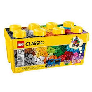 LEGO Classic - La boîte moyenne de briques créatives
