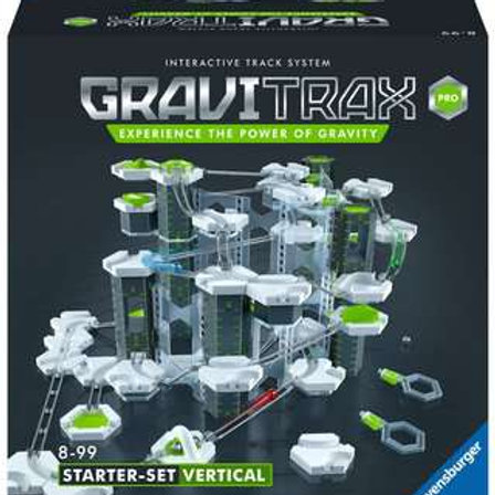 Ravensburger - GraviTrax® PRO Starter Set Vertical