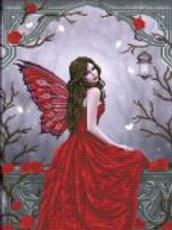 Diamond Dotz - Winter Rose Fairy