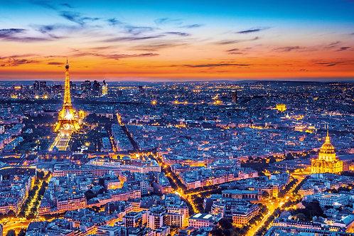 Clementoni - Vue de Paris 1500 pcs