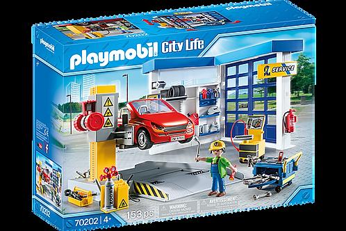 Playmobil - Garage automobile