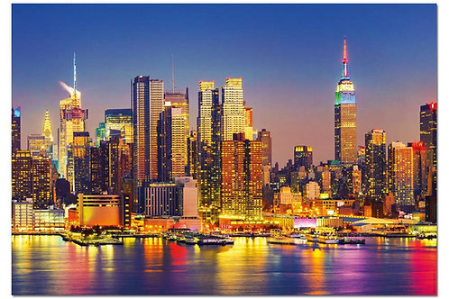 Educa - Manhattan la nuit 1500pcs