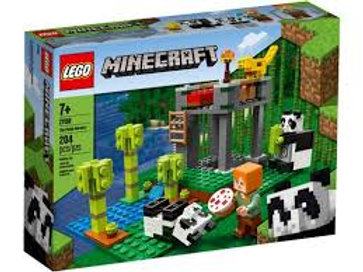 LEGO Minecraft - La garderie des pandas