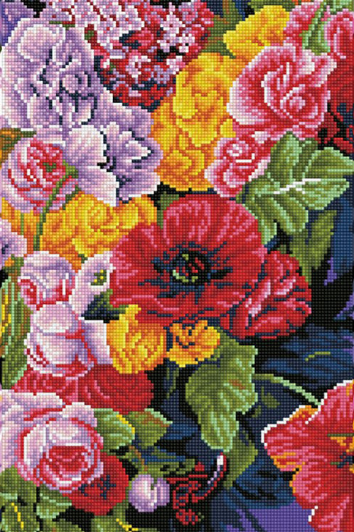 Diamond Dotz - Romantic Bouquet