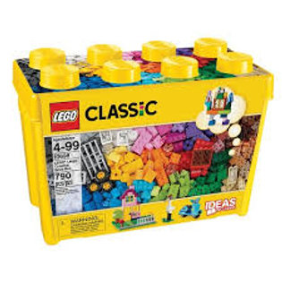 LEGO Classic - La grande boîte de briques créatives
