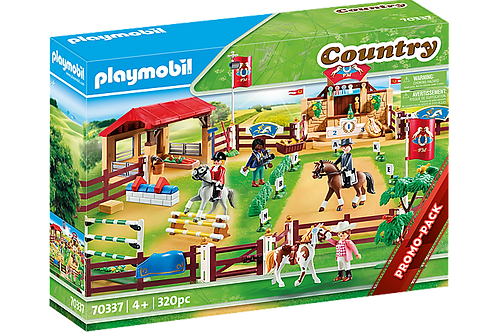 Playmobil - Centre d'entraînement pour chevaux