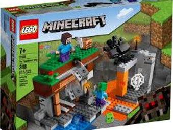 LEGO Minecraft - La mine abandonnée