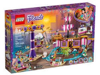 LEGO Friends - Le parc d'attractions du quai de Heartlake City