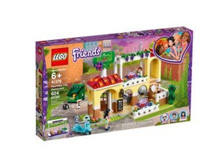 Lego Friends - Le restaurant de Heartlake City
