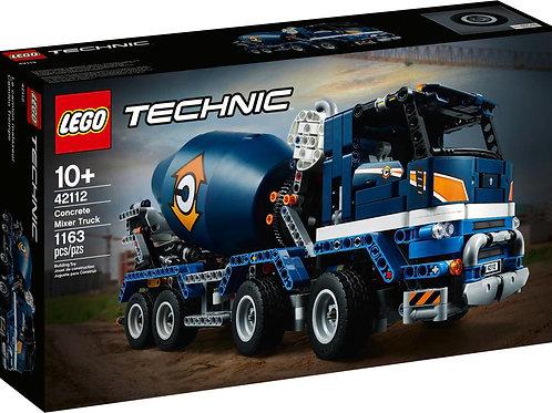 Lego Technic - Le camion malaxeur