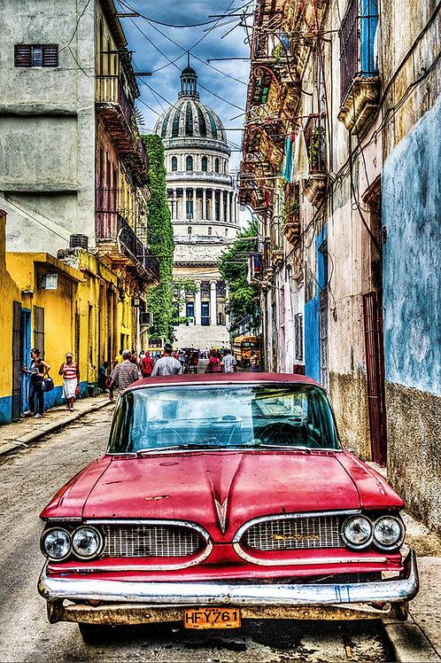 Educa - Voiture de la Havane 1000pcs