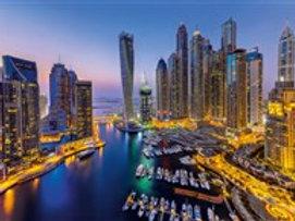 Clementoni - Dubai 1000pcs