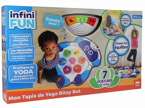 Infini Fun - Mon tapis de yoga Bitsy Bot Version française