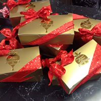 Mellie's Valentine's Day Chocolate Boxes