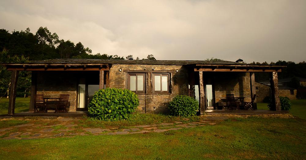 casa rural en la coruña