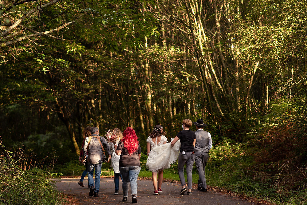 atardecer en galicia en casa turismo rural