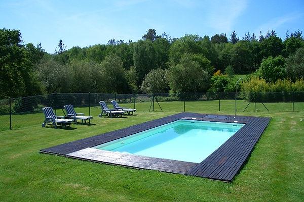 casa rural con piscina en coruña