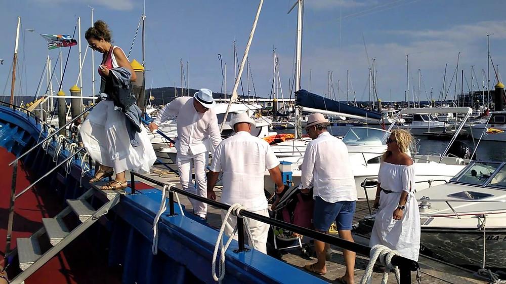 Escapadas de fin de semana experiencias en barco