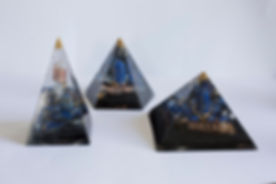 3 lapis orgonite pyramids.jpg