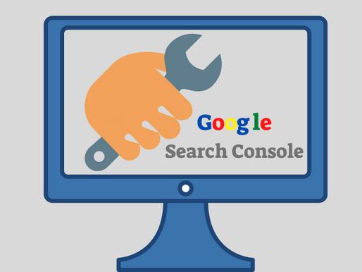 גוגל השביתה באופן זמני את אימות הבעיות ב- Search Console