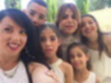 משפחה בטרנס