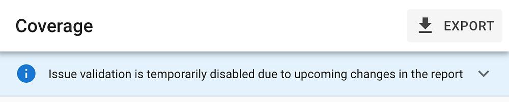גוגל השביתה באופן זמני את אימות הבעיות