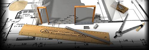 אדריכלות בתים, פרויקטים ותעשיה