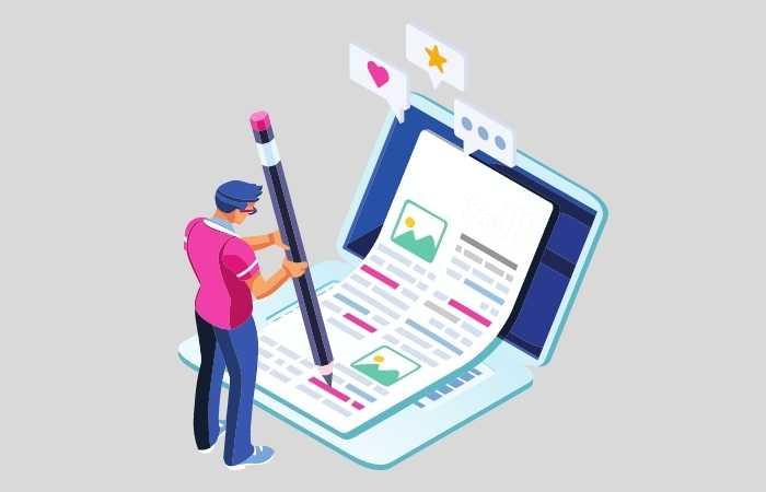 תוכן איכותי של דף היעד הוא תנאי סף לבניית פרופיל קישורים איכותי