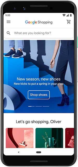 חווית קניות חדשה בגוגל קניות