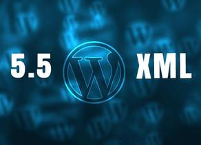וורדפרס 5.5 תייצר מפת אתר