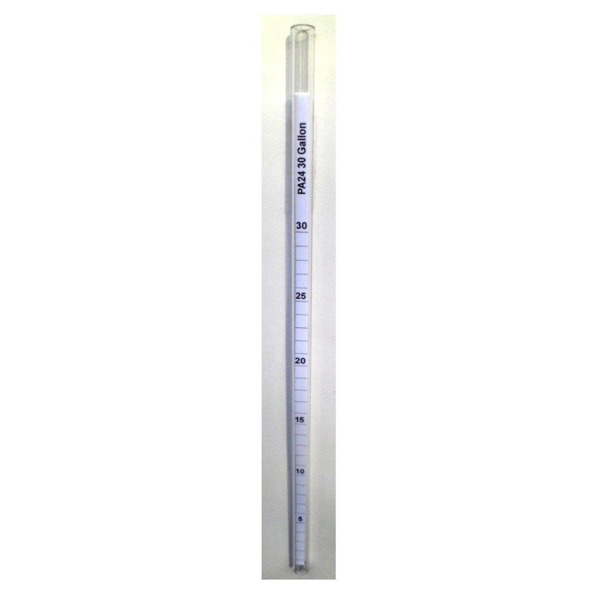 Direct Level Fuel Indicator piper PA24 30 Gallon