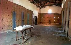 Instalação Entre o Sagrado e o Profano, Capela do Morumbi
