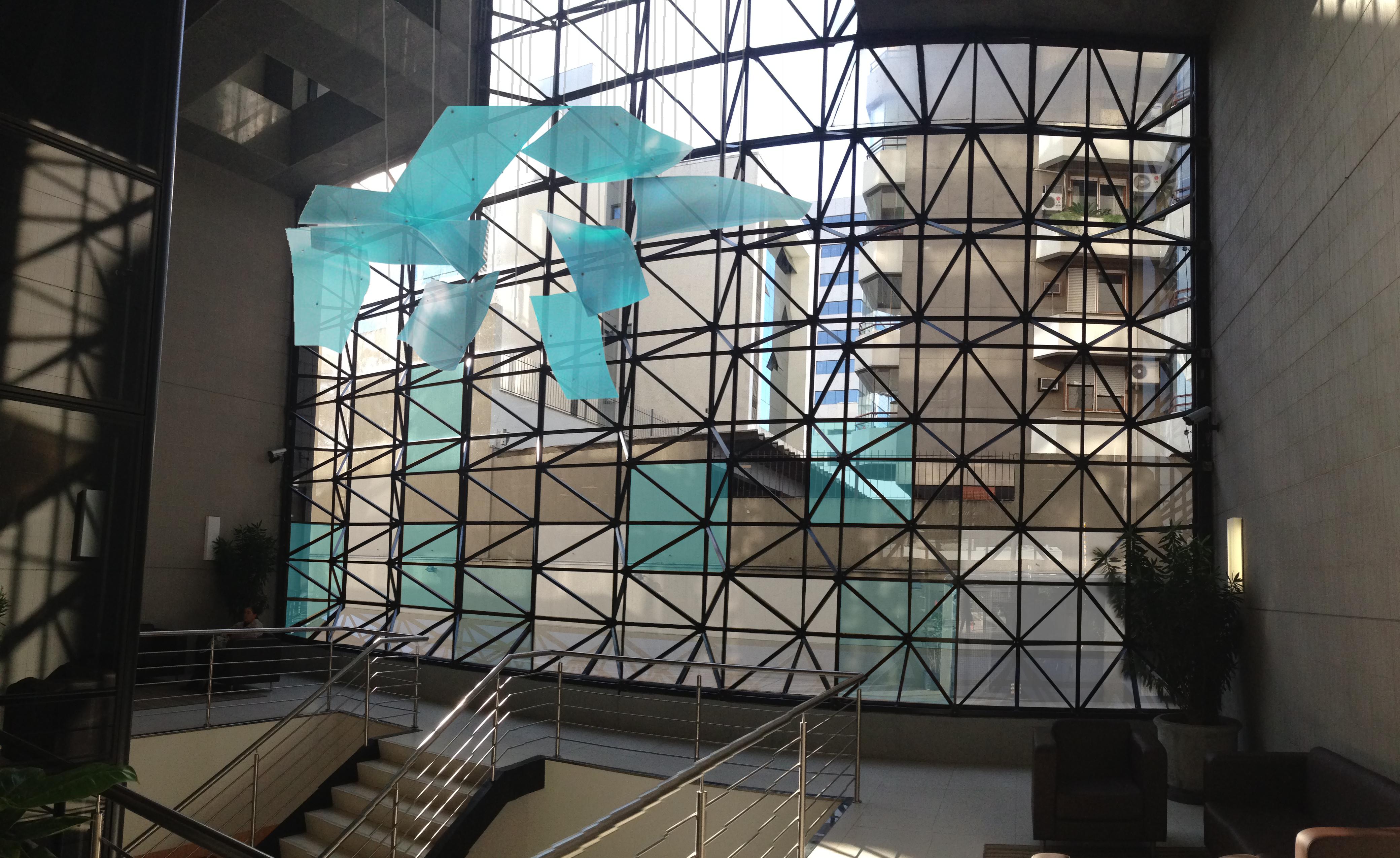 Atrio Mãe de Deus Center