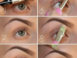 The Perfect Eyebrows Pictorial!!!