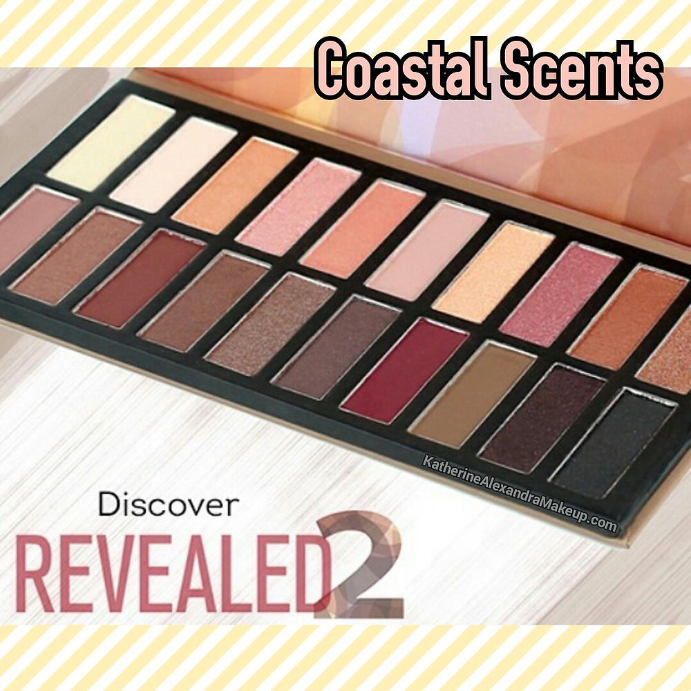 Coastal Scents - Revealed 2 Palette