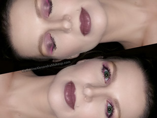 Edgy Eye | ColourPop Eyes & Lips (Before & After)