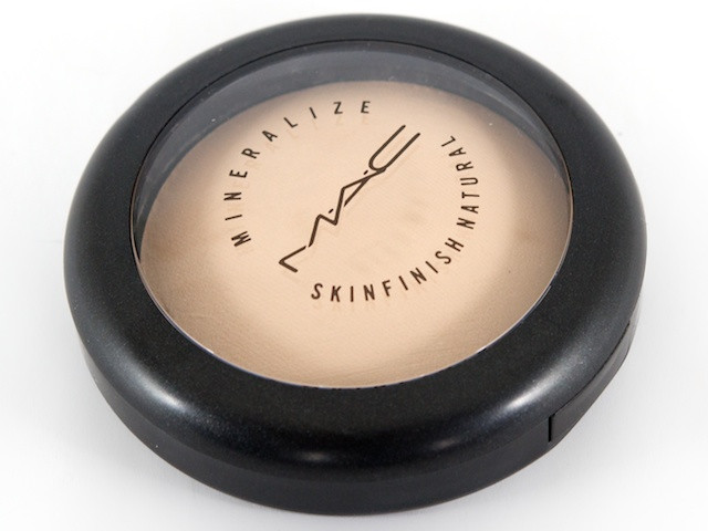 M.A.C Mineralize Skinfinish Natural - Old Look