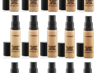 My Everyday FAVE Foundations, Concealer & Setting Powder