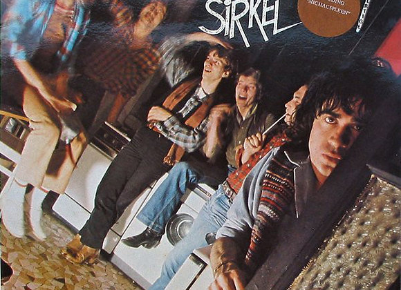 Eric Sirkel Vertige Vinyl Rip