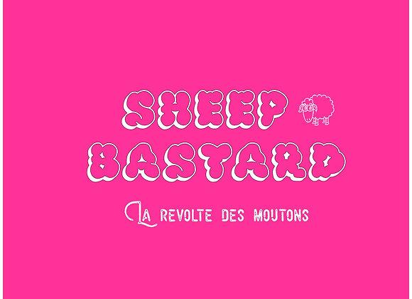 SheepBastard - La révolte des moutons - EP