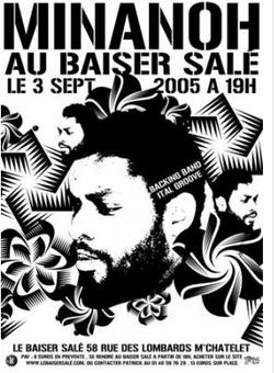 BAISER SALÉ
