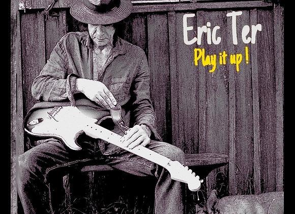 Eric Ter - Play It Up ! - LP -