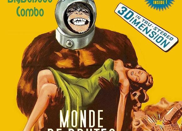 Bigbonobo Combo - Monde de Brutes