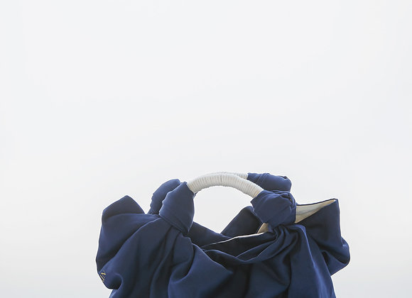 KNOTTED LITTLE / NAVY